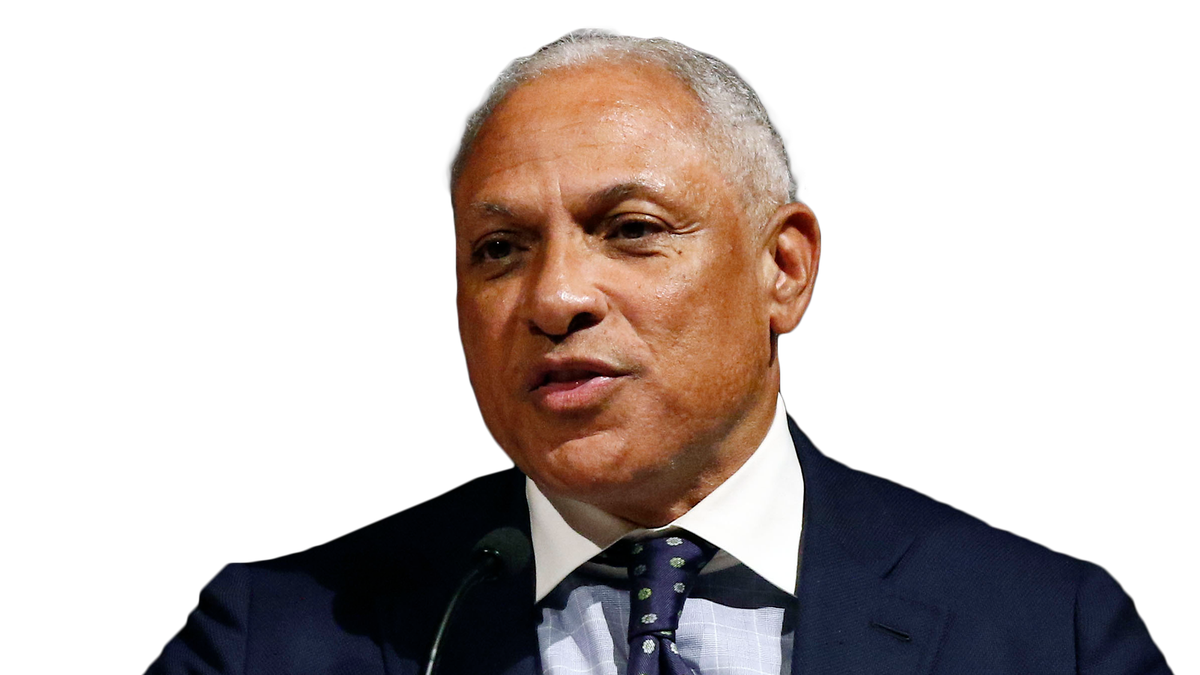 Mississippi Democrat Mike Espy announced Tuesday that he's running again for U.S. Senate against Republican incumbent Cindy Hyde-Smith. (AP)