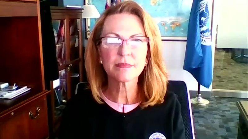 FEMA Administrator Bridget Bean
