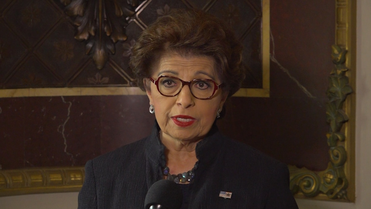 Administrator Jovita Carranza says negotiations are underway on more PPP assistance. (Source: Gray DC)