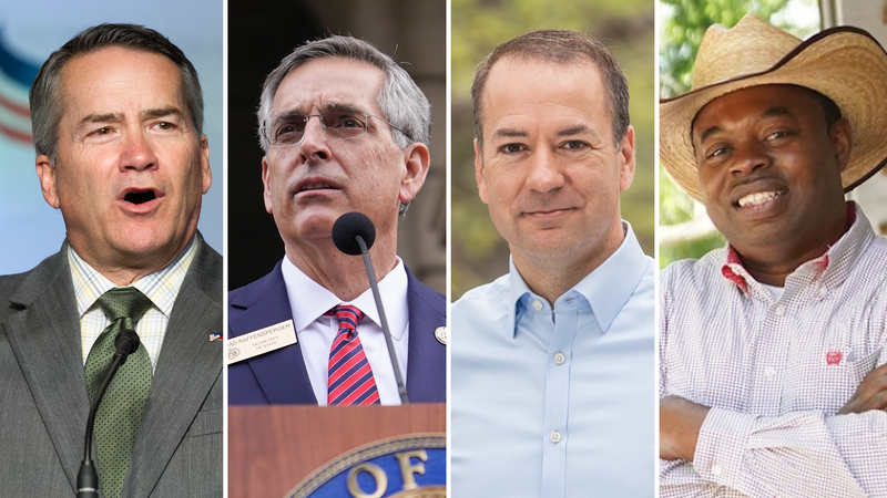 At least four Republicans are vying to be the Peach State's next Secretary of State.
