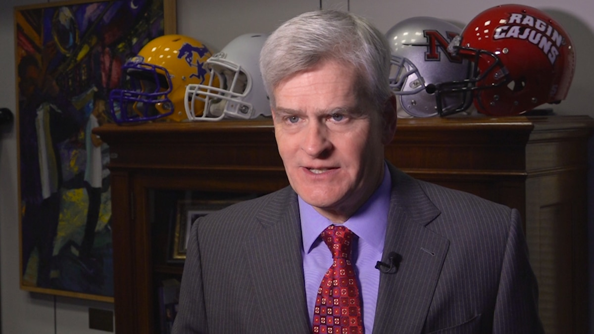 Senator Bill Cassidy (R-LA) says he does think the results of the governor's race are a sign of things to come in 2020. (Source: Gray DC)