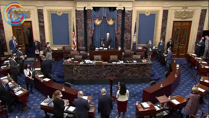 TN Senators sit in on impeachment trial
