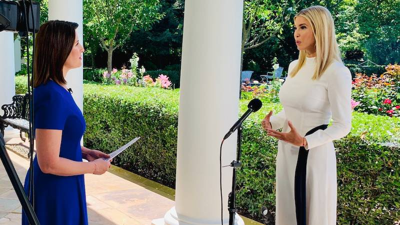 Exclusive with Ivanka Trump: Federal hiring to focus on skills, not degrees (SOURCE: GRAY DC)