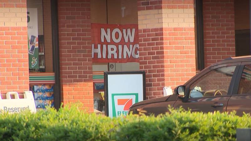 Pandemic-based jobless benefits for millions of Americans expire Labor Day weekend.