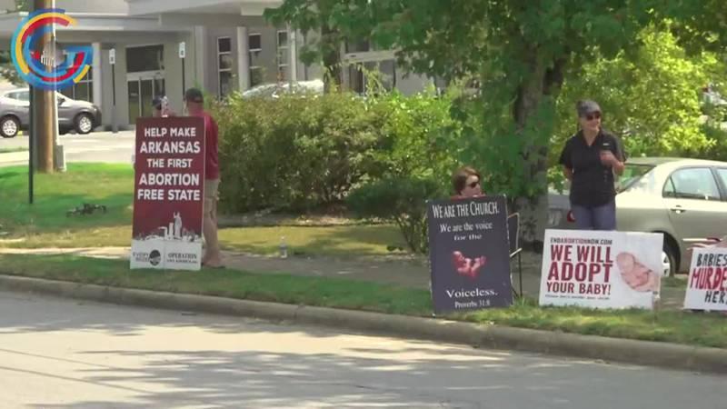 Abortion providers operate in Arkansas despite legislative onslaught