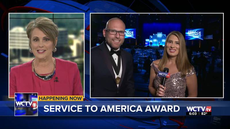 WCTV and several other Gray Television stations were honored for their commitment to public...