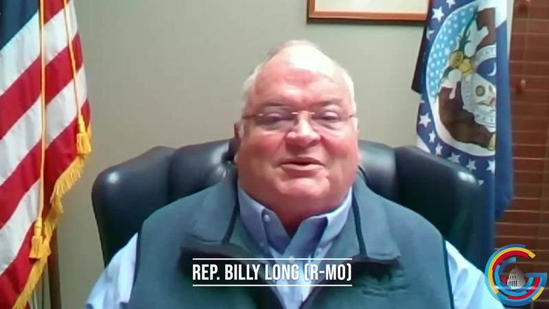 Rep. Billy Long (R-MO) discusses the passing of Missouri native, Rush Limbaugh.