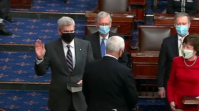 117th Congress sworn in