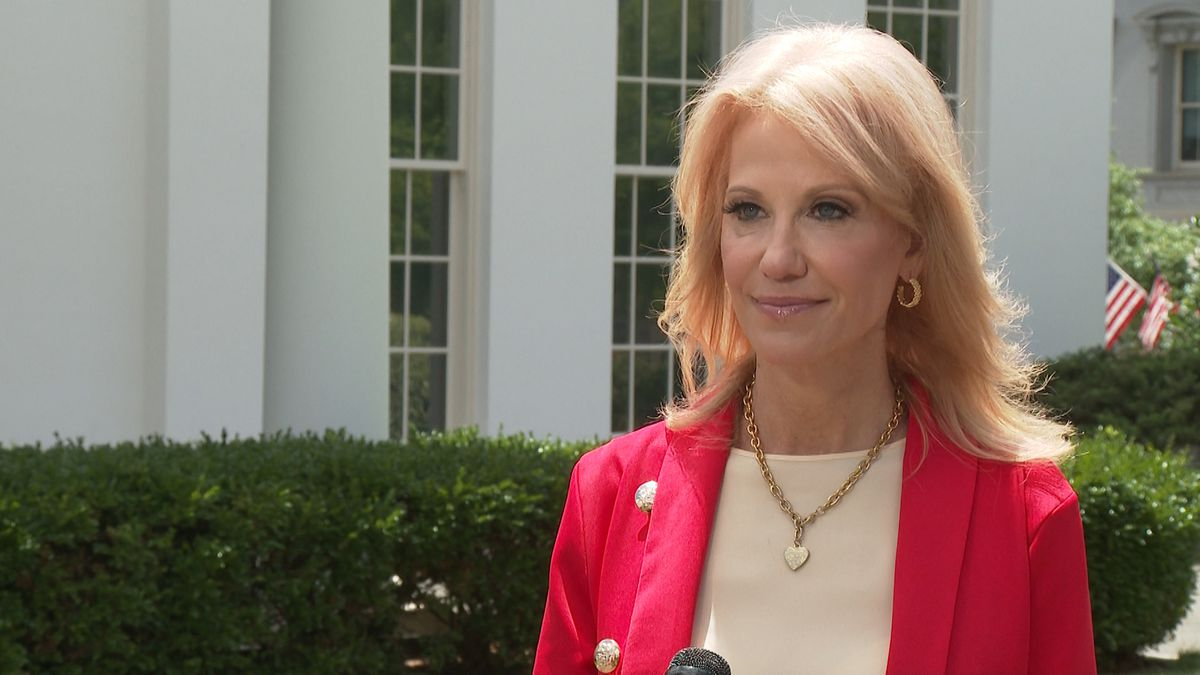 Counselor to the President Kellyanne Conway previews President Donald Trump's trip to Florida. (Source: Gray DC)