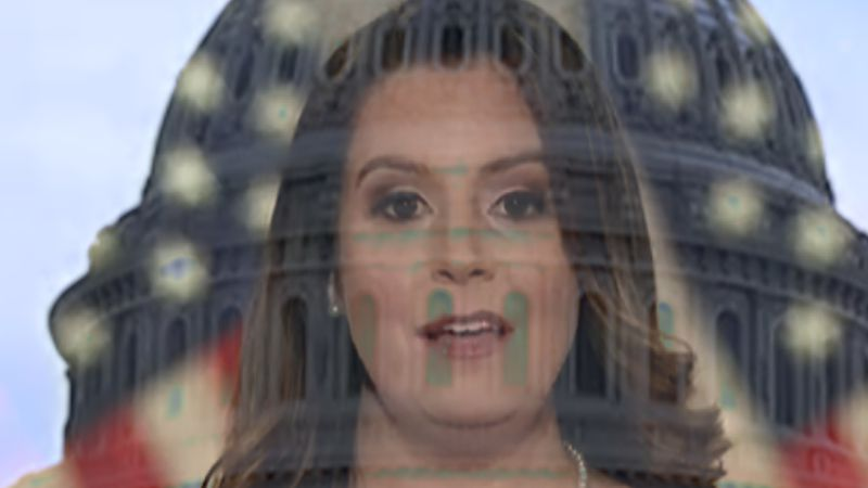Rep. Elise Stefanik (R-NY) is moving to the right even as she maintains her bipartisan...