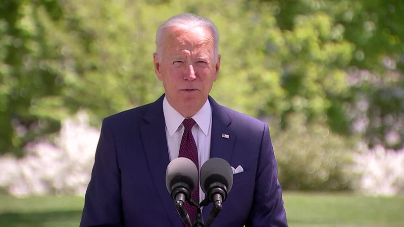 President Joe Biden will address Congress near his important 100-day mark and make an appeal...