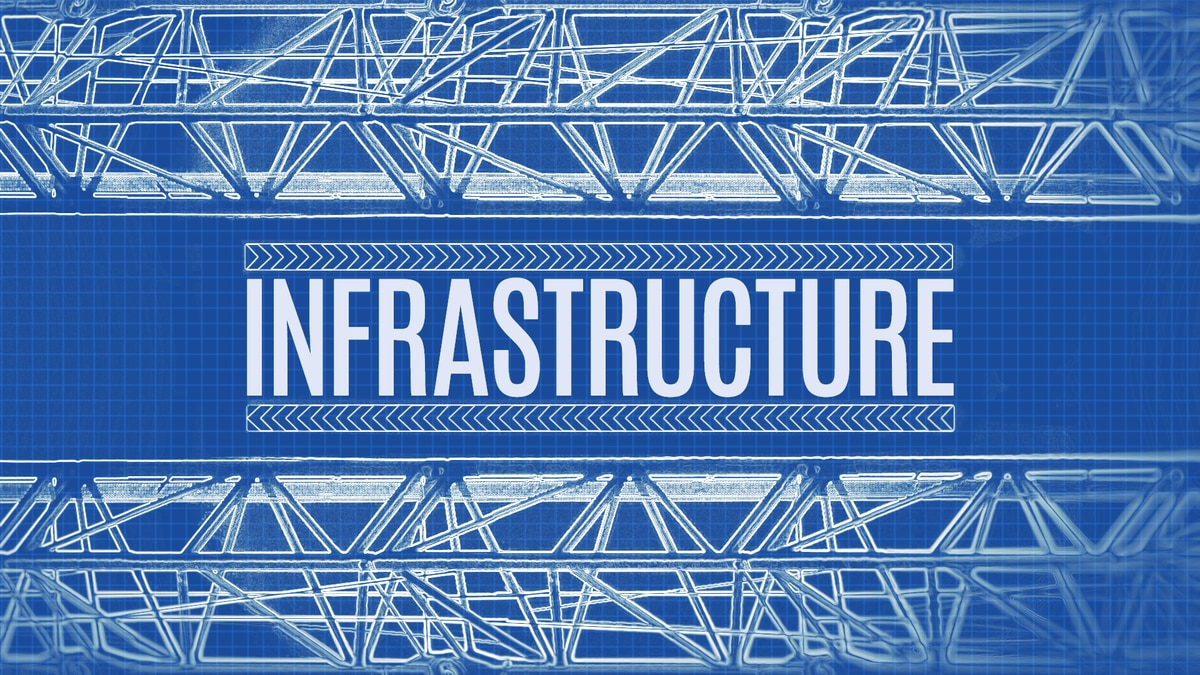Lawmakers take up the trillion-dollar infrastructure package.