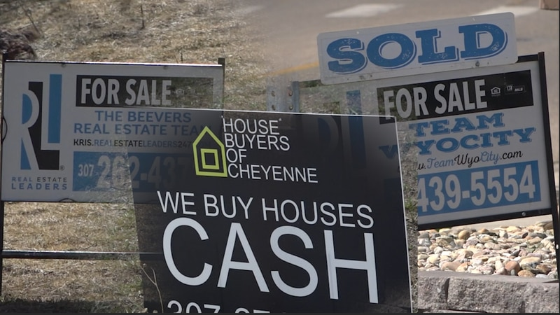 Wyoming home prices are sky high right now, keeping many prospective buyers out of the market...
