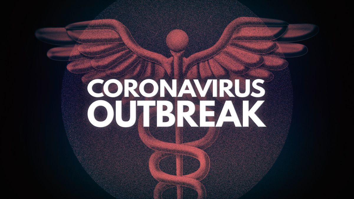 The acting secretary of the Department of Homeland Security is discussion his agency's response to coronavirus. (Source: AP)