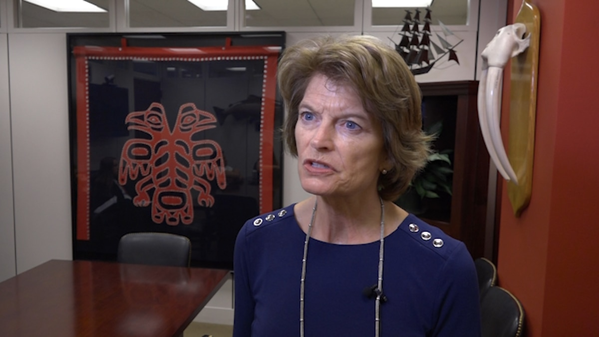 Sen. Lisa Murkowski (R-AK) says she would prefer Anchorage not be on the list that needs help with addressing crime. (Source: Gray DC)