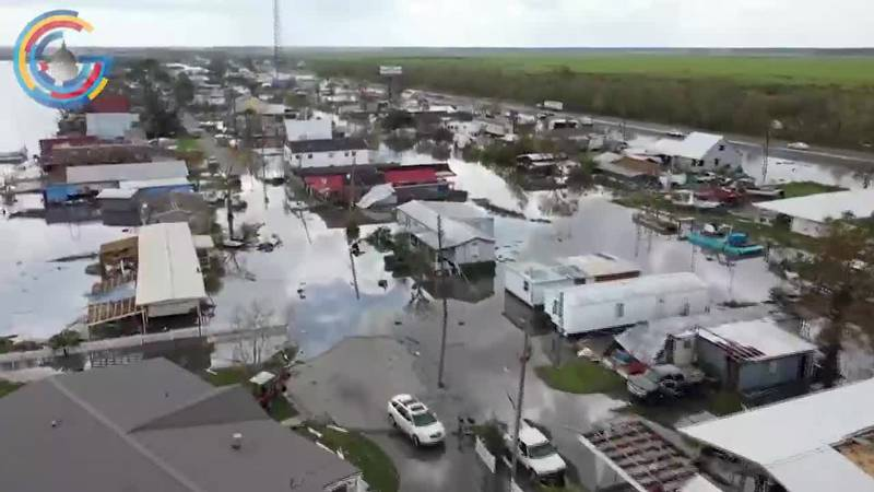 Louisiana lawmakers discuss Ida recovery