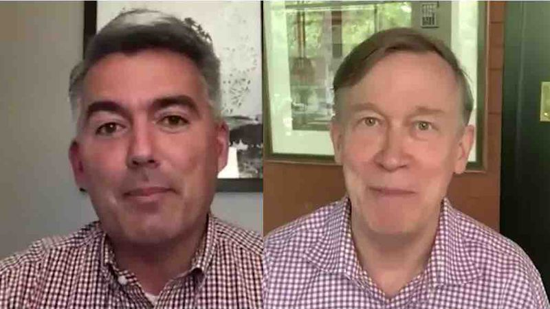 Sen. Cory Gardner and John Hickenlooper spoke to Gray DC this week about coronavirus relief.