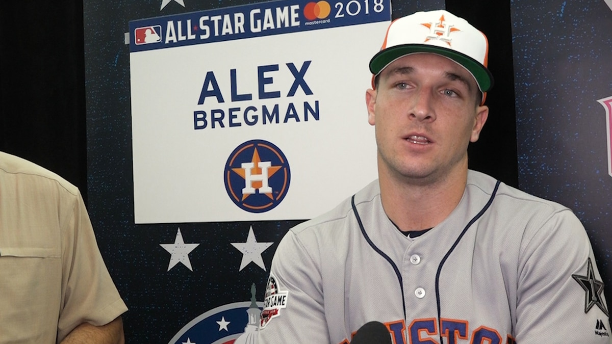 Alex Bregman says LSU and the SEC demand a lot from their athletes, but the culture prepared...