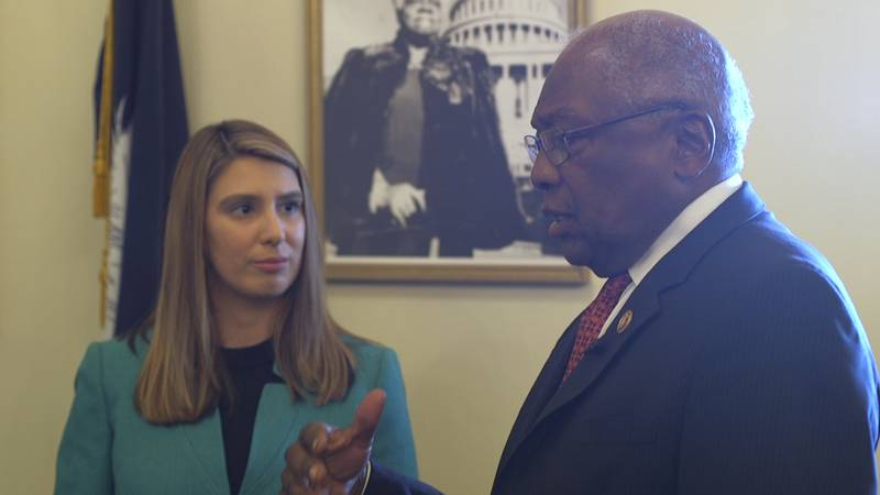 Rep. Jim Clyburn (D-SC), the highest-ranking African American elected official on Capitol Hill,...