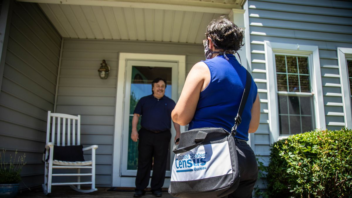 As of Tuesday, 99.7% of households nationwide had been counted, a figure that surpassed the completion rate in 2010, according to the Census Bureau.
