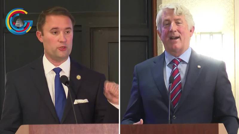 Virginia attorney general candidates debate social progress, business, ahead of Election Day