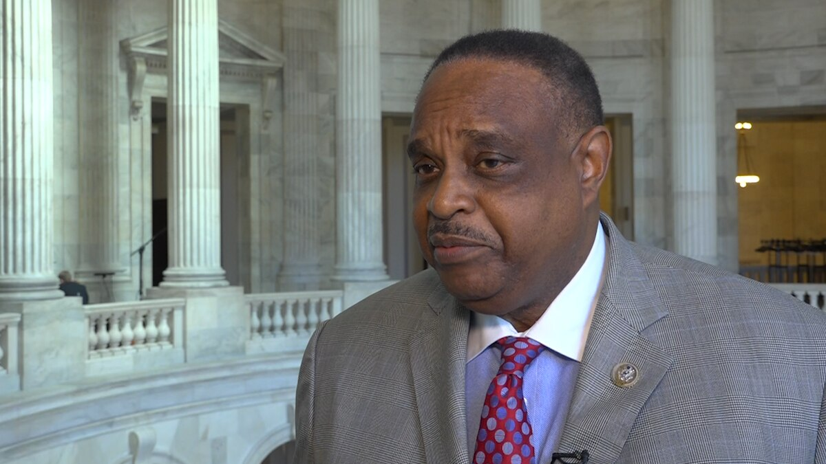 Rep. Al Lawson (D-FL) says if the GOP's health care plan goes through, millions will be kicked...