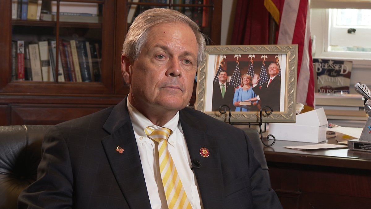 Rep. Ralph Norman reacts to the impeachment inquiry, Syria policy and the death of long-time...