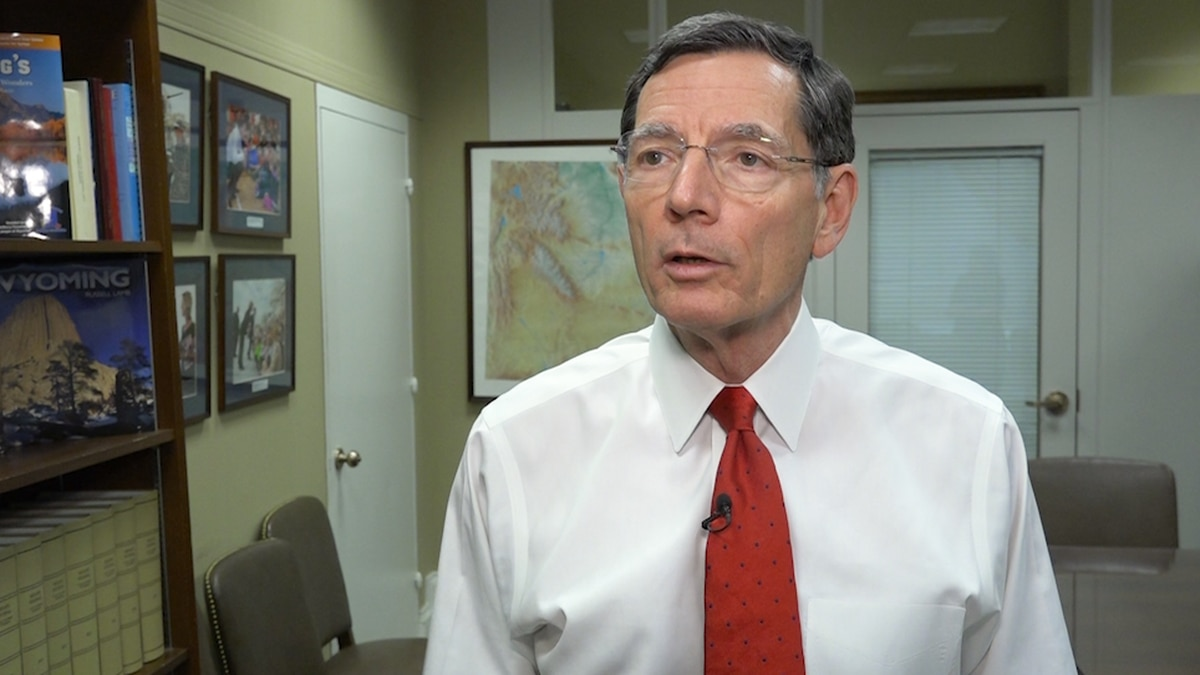 Sen. John Barrasso (R-WY) says the Special Olympics is good for athletes and for Wyoming...