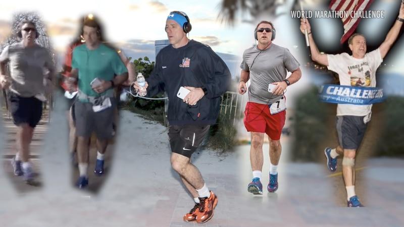 Marathon finisher Rep. Pat Fallon uses same training techniques in Congress
