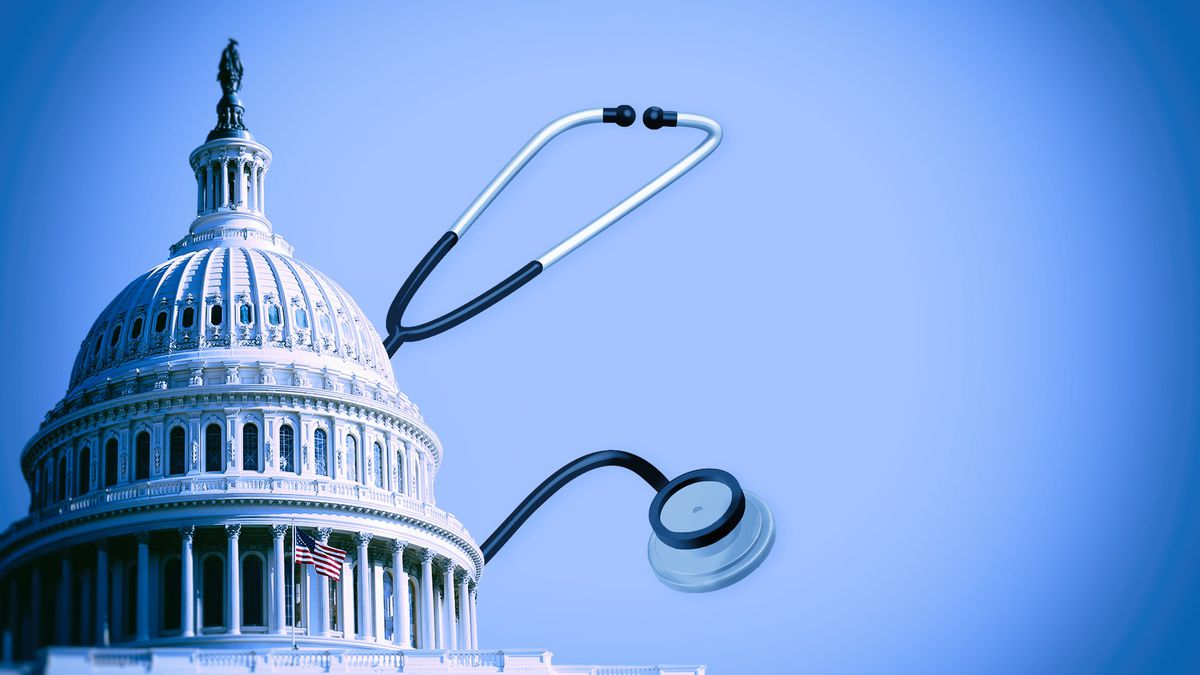 Doctors are advocating on Capitol Hill Tuesday for an end to surprise billing, which they say can hurt the doctor-patient relationship. (Source: AP Graphics)