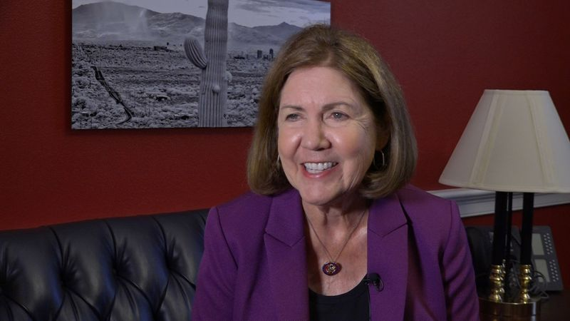 Rep. Ann Kirkpatrick (D-AZ) discussed her thoughts on the immigration deal announced between...