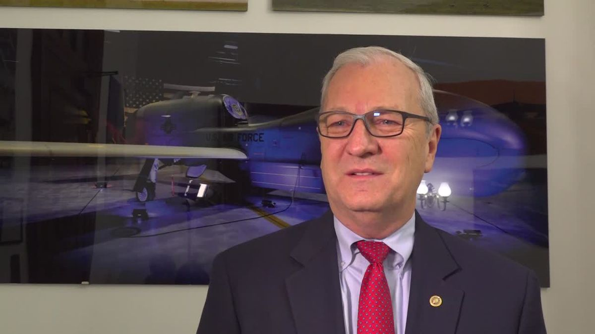 Sen. Kevin Cramer speaks to Gray DC regarding the family killed in Mexico. (Source: Gray DC).
